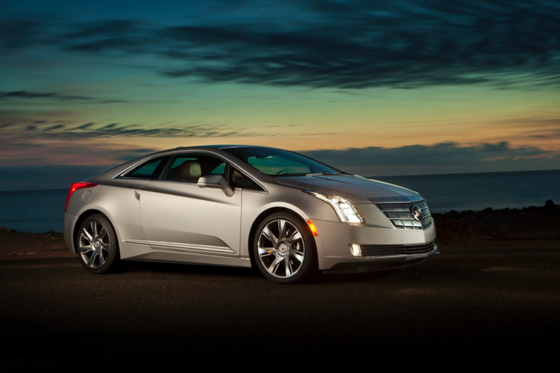 2014 Cadillac ELR 0-60 In 7.8 Seconds* (8.8 In EV Mode), 37 Miles ...