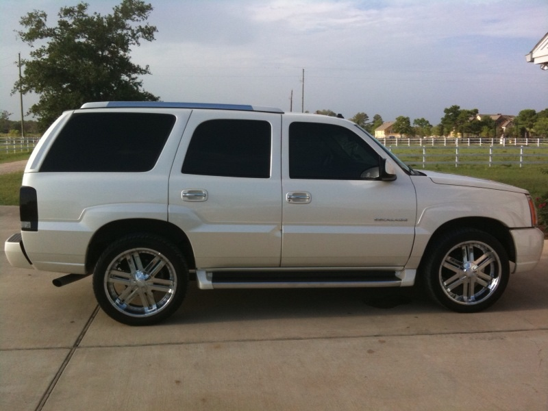Picture of 2003 Cadillac Escalade 4 Dr STD SUV, exterior