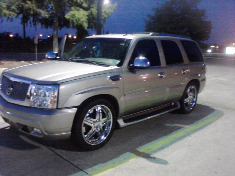 Picture of 2003 Cadillac Escalade 4 Dr STD AWD SUV, exterior