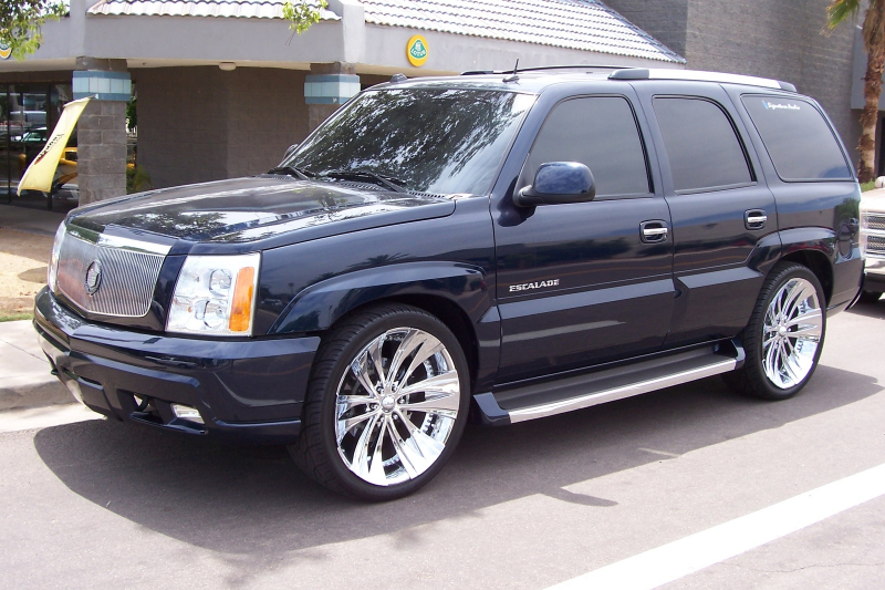 Picture of 2005 Cadillac Escalade, exterior