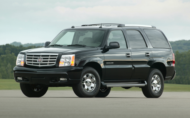 Pre-Owned: 2002-2006 Cadillac Escalade Photo Gallery