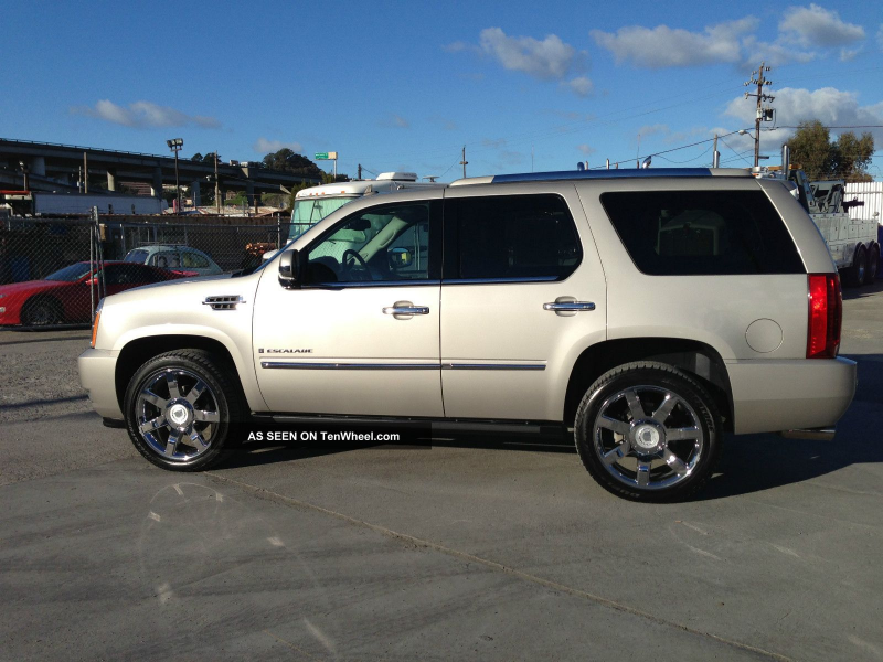 2007 Cadillac Escalade - Fully Loaded Escalade photo