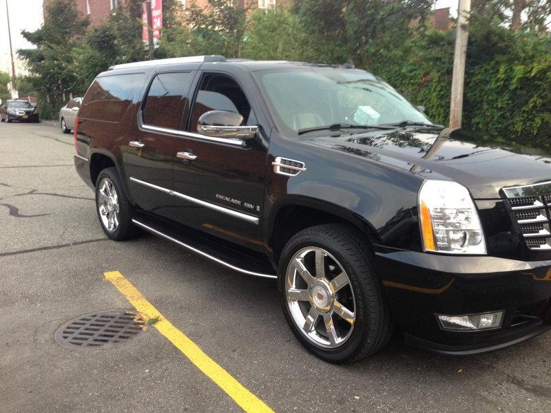 Picture of 2009 Cadillac Escalade ESV AWD, exterior