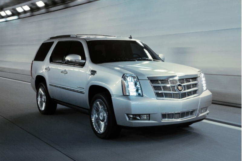 2014 Cadillac Escalade - Photo Gallery