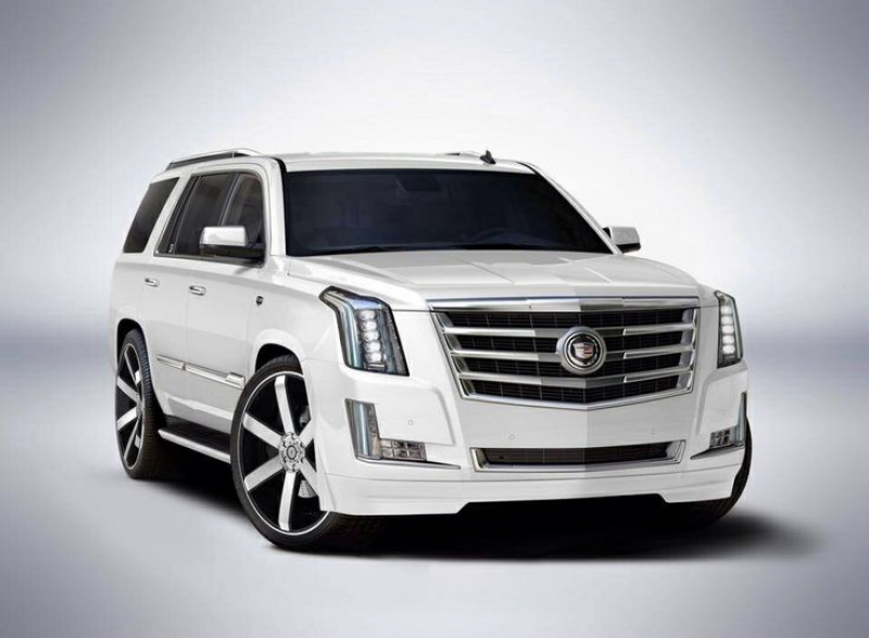 2016 cadillac escalade advertisement 2016 cadillac escalade ext ...