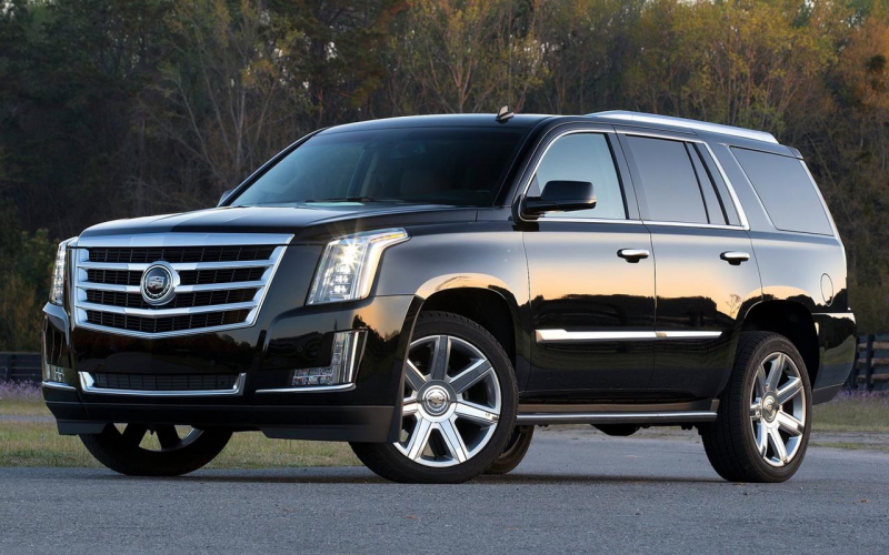 2016 Cadillac Escalade Vsport Wallpaper
