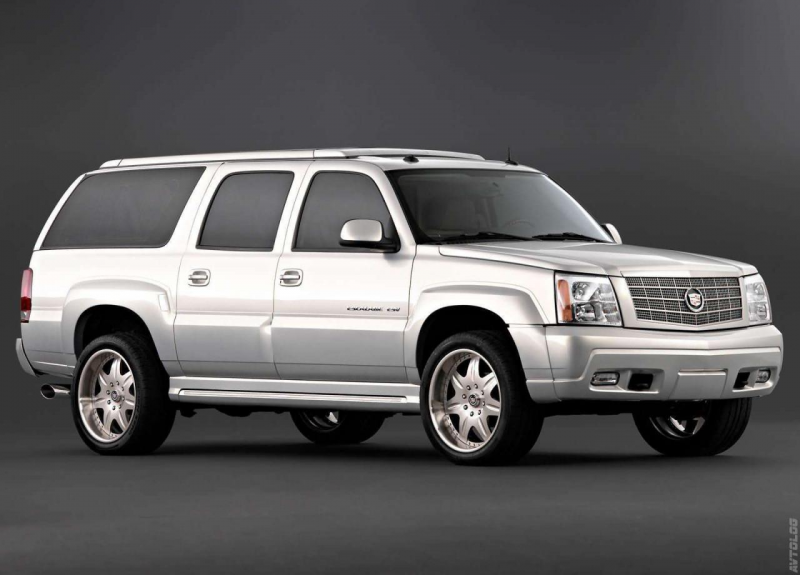 2004 Cadillac Escalade ESV Executive Edition