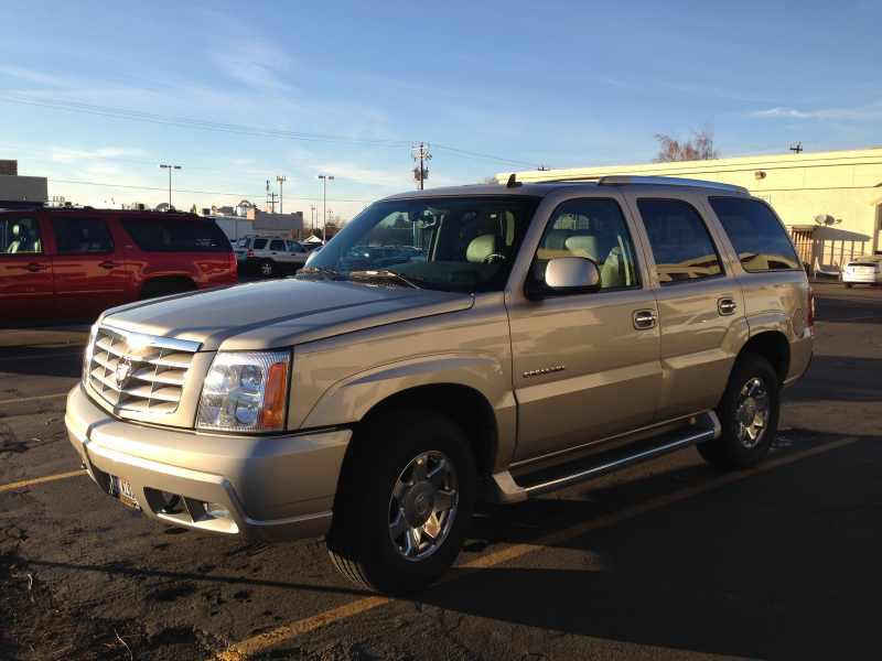 What's your take on the 2006 Cadillac Escalade ESV?