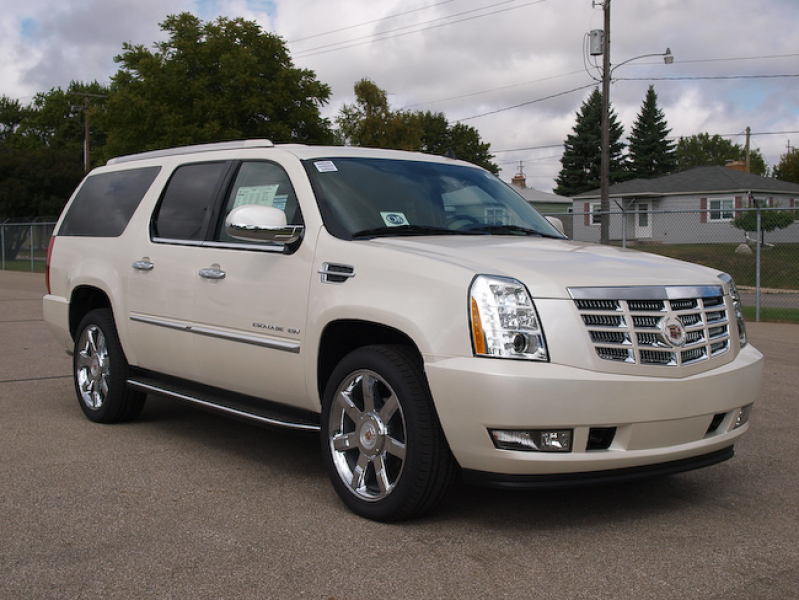 2011 Cadillac Escalade ESV at Labadie in Bay City Michigan photos by ...