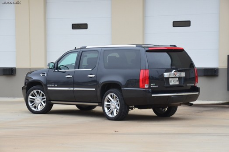 ... Cadillac » Escalade » 2012 Cadillac Escalade ESV Platinum Review