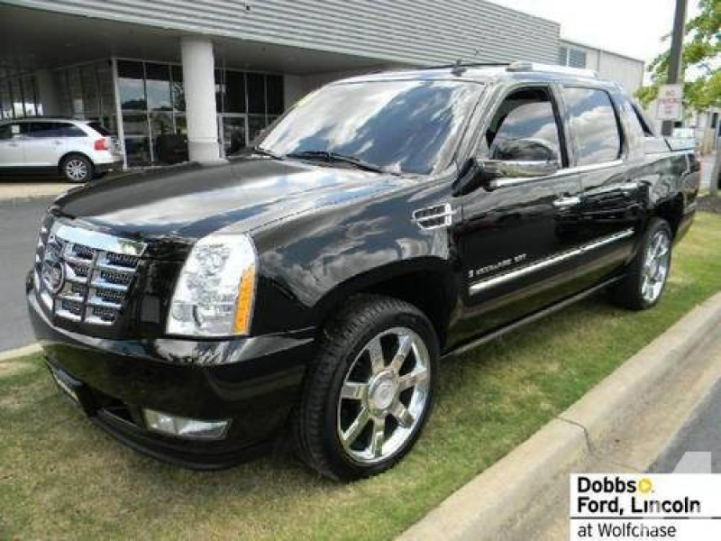 2008 CADILLAC ESCALADE EXT for sale in Memphis, Tennessee