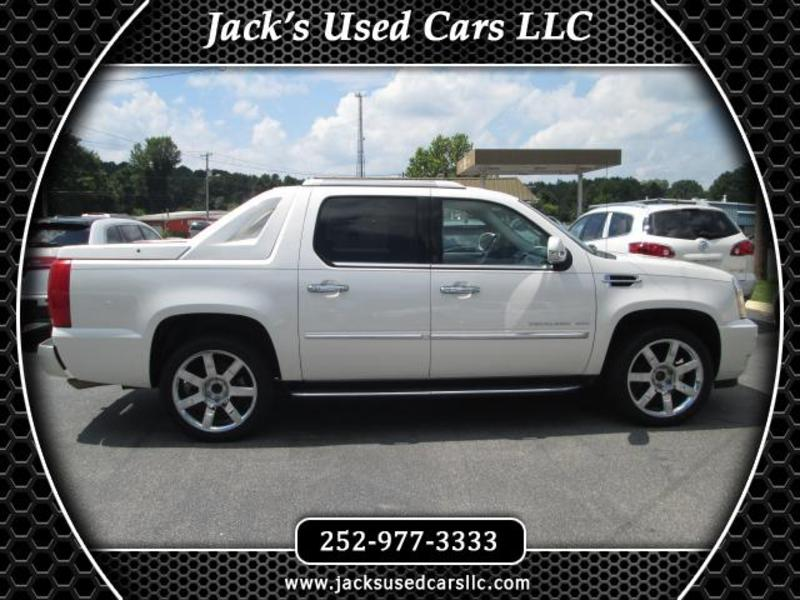 2011 Cadillac Escalade Ext Luxury Elizabeth City, Nc Elizabeth City