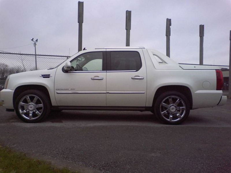2012 Cadillac Escalade EXT ULTRA PACK 22 INCH WHEELS DVD NAVIGATION ...