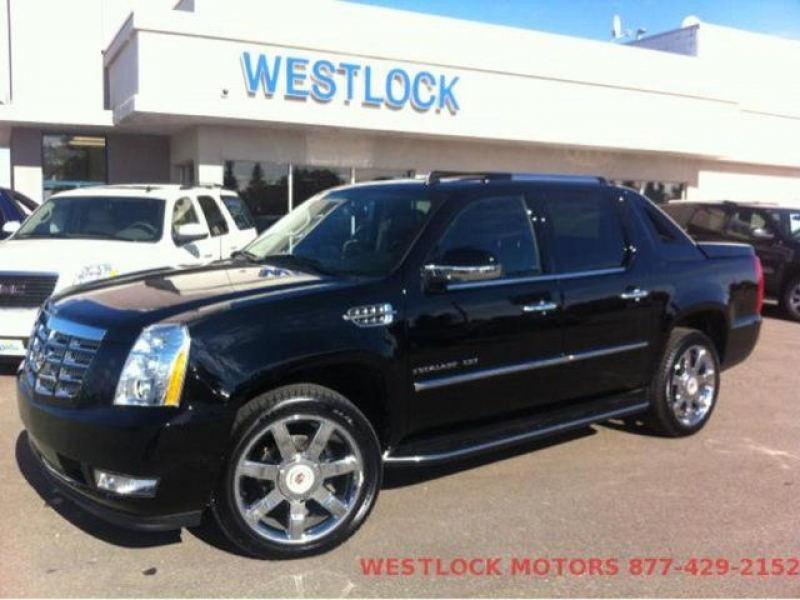 2012 Cadillac Escalade EXT AWD