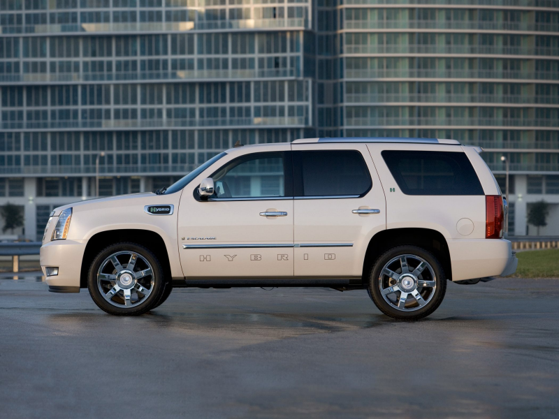 2011 Cadillac Escalade Hybrid Price, Photos, Reviews & Features