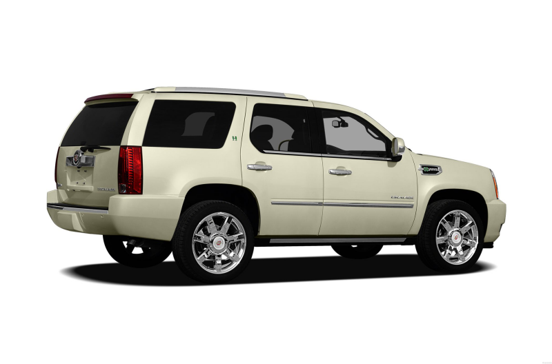 2012 Cadillac Escalade Hybrid Price, Photos, Reviews & Features