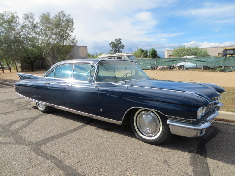 1960 Cadillac Fleetwood For Sale By Malefors International