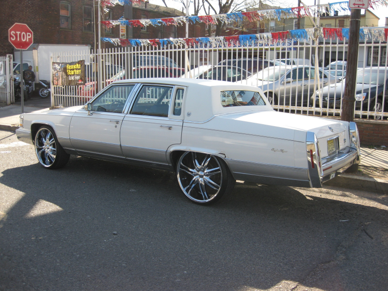 ctcsound's 1991 Cadillac Fleetwood