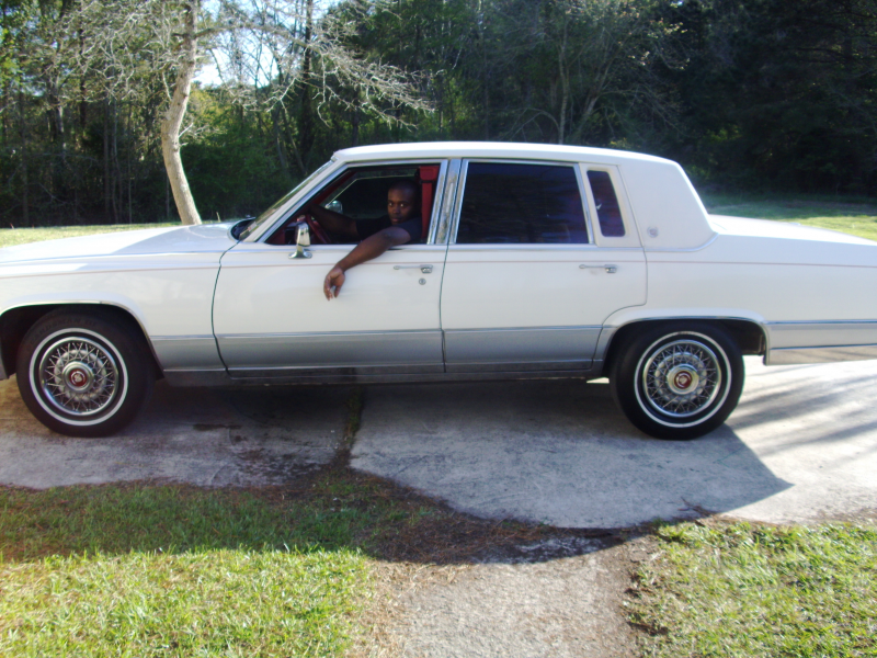 eightball5001 1992 Cadillac Fleetwood 13000762