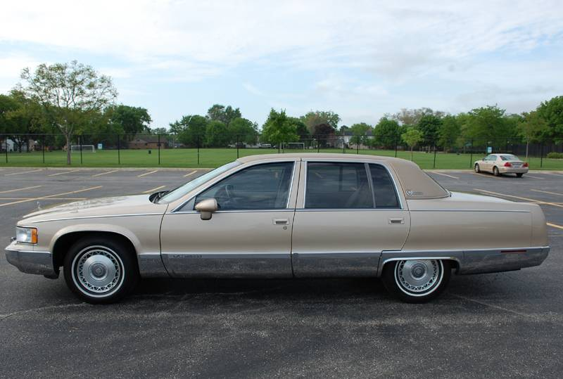 1993 Cadillac Fleetwood Brougham Edition, 1 owner, 85k miles