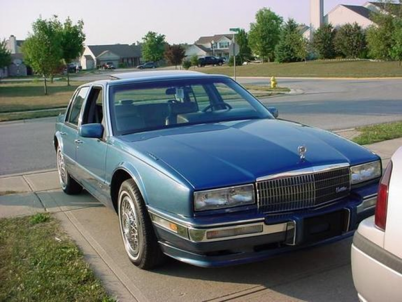 Another jeepncaddy 1990 Cadillac Seville post...