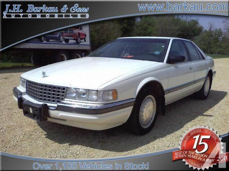 1992 Cadillac Seville for sale in Cedarville, Illinois