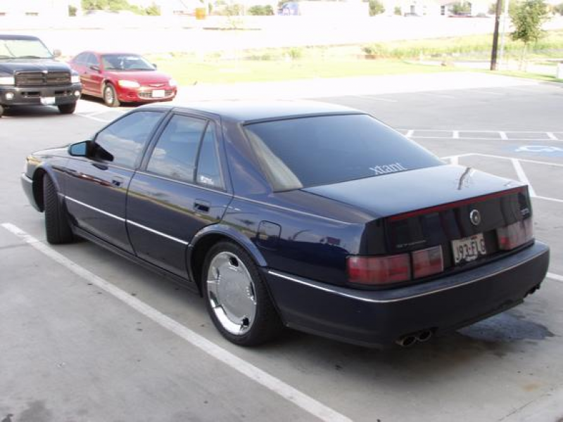 raven092079's 1993 Cadillac Seville