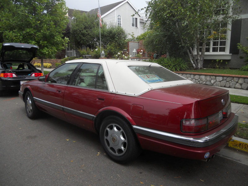 Home / Research / Cadillac / Seville / 1993
