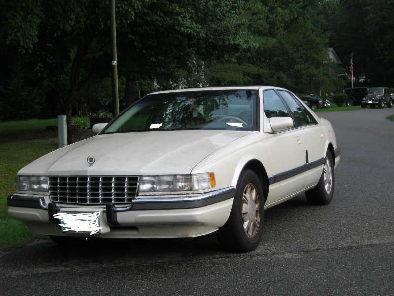 Picture of 1995 Cadillac Seville SLS, exterior