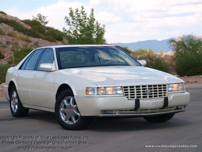 ... Cadillac™ Seville SLS (1996) - Pictures 1996 Cadillac Seville Sls