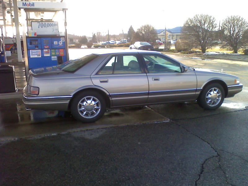 Picture of 1997 Cadillac Seville SLS, exterior