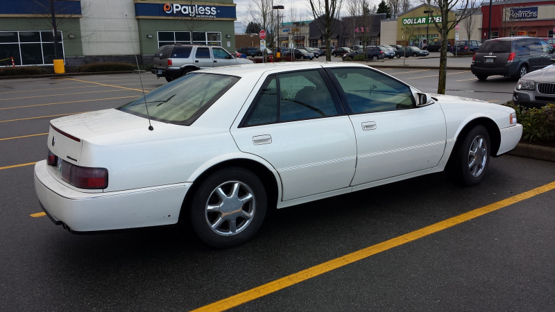 Picture of 1997 Cadillac Seville STS, exterior