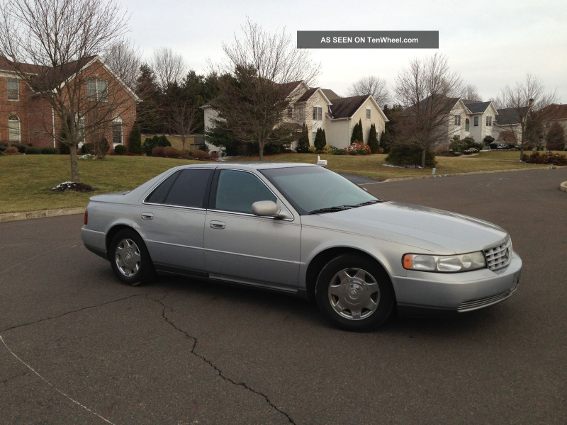 1998 Cadillac Seville Sls Sedan 4 - Door 4. 6l Seville photo 2