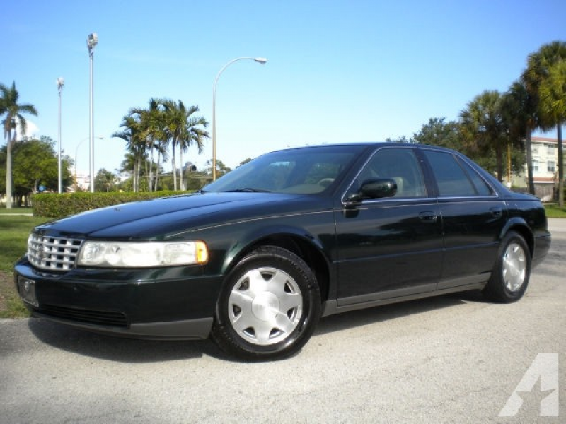 1998 Cadillac Seville SLS for Sale in Fort Lauderdale, Florida ...