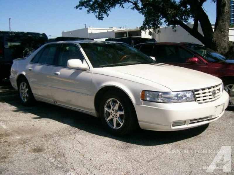 2000 Cadillac Seville Sts For Sale 18 000