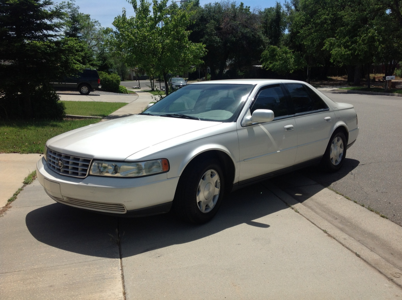 2001 Cadillac Seville - Pictures - Picture of 2001 Cadillac Sevil ...