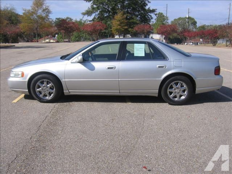 2002 Cadillac Seville STS for sale in Greenville, Alabama