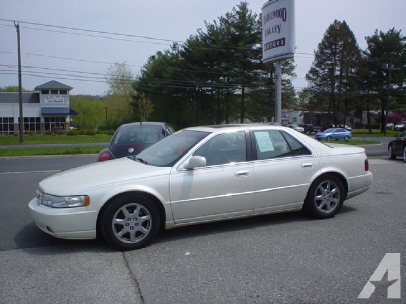 2003 Cadillac Seville STS for sale in New Milford, Connecticut