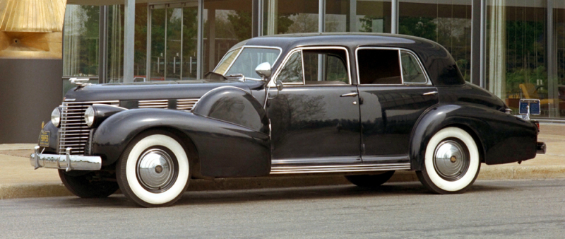 1938 Cadillac Sixty Special