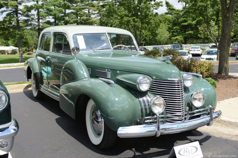 1940 Cadillac Series Sixty news, pictures, specifications, and ...