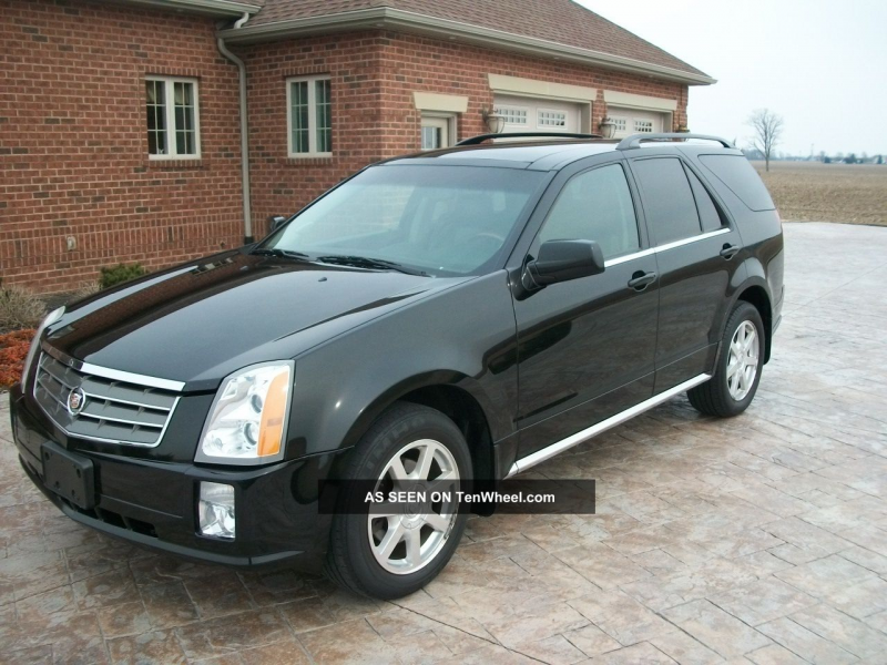 2005 Cadillac Srx Luxury Utility 4 - Door 3. 6l Awd Loaded SRX photo