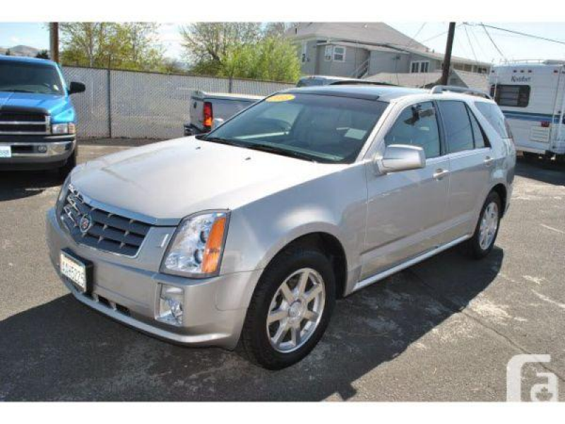 2005 Cadillac SRX (vancouver) in Vancouver, British Columbia for sale