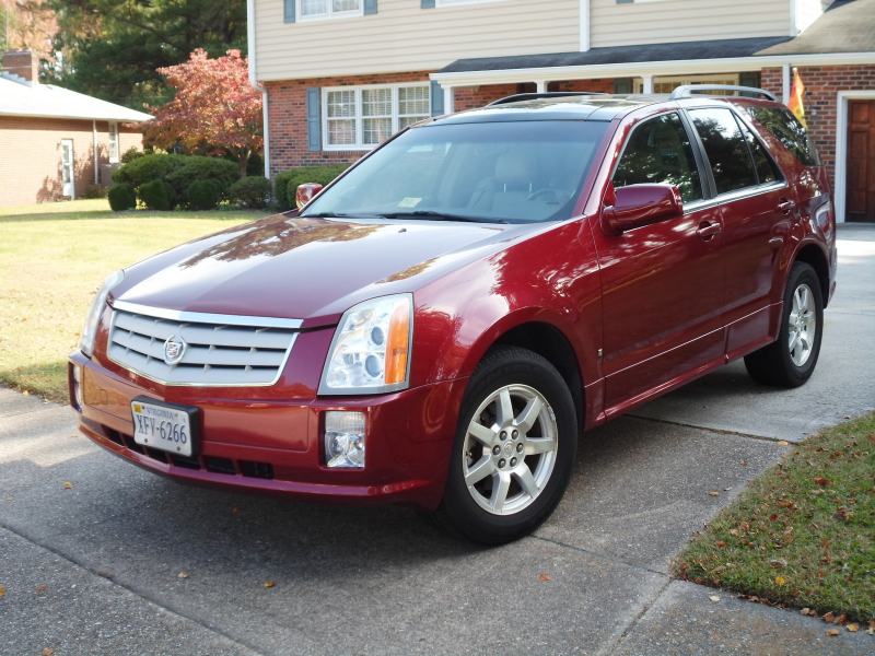 Picture of 2007 Cadillac SRX V6, exterior