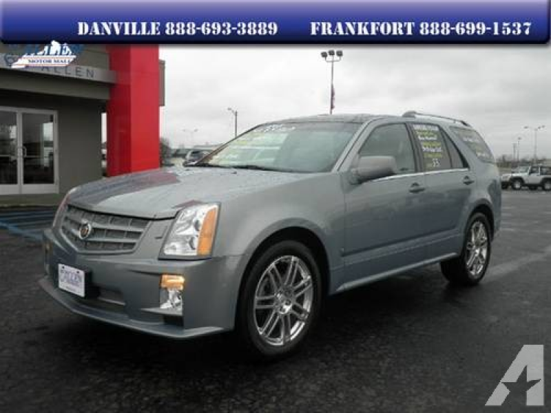 2008 Cadillac SRX SUV V8 for sale in Danville, Kentucky