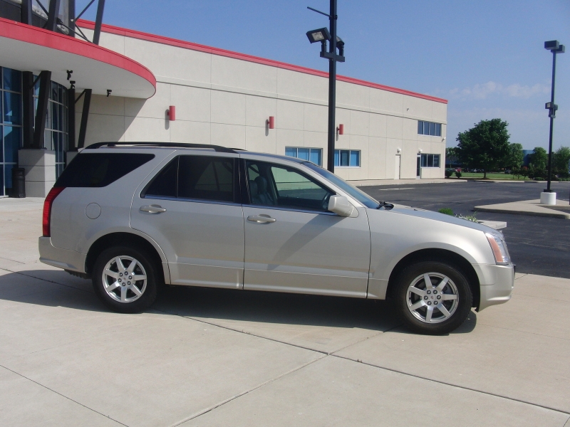 Picture of 2008 Cadillac SRX V6, exterior