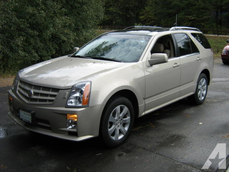 2009 Cadillac SRX for sale in Warrensburg, New York