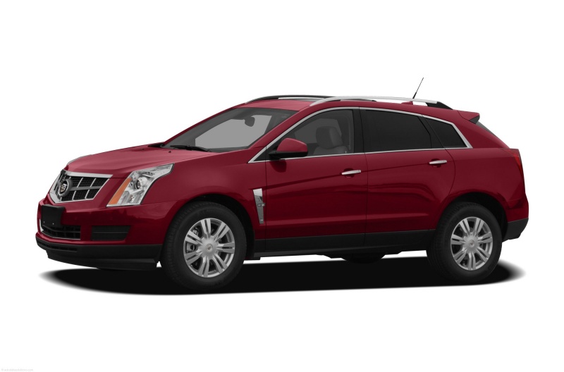 2011 Cadillac SRX SUV Base 4dr Front wheel Drive Exterior Front Side ...
