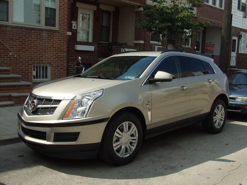 Picture of 2012 Cadillac SRX Base, exterior