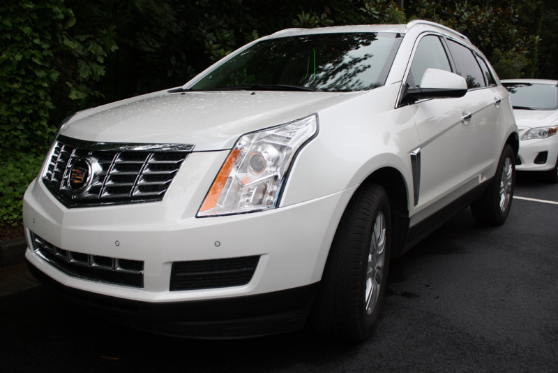 2013 cadillac srx effective 01 02 13 major changes for 2013 new ...