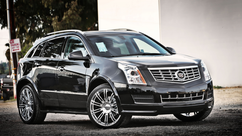 2015 Cadillac SRX Full Reviews and Gallery